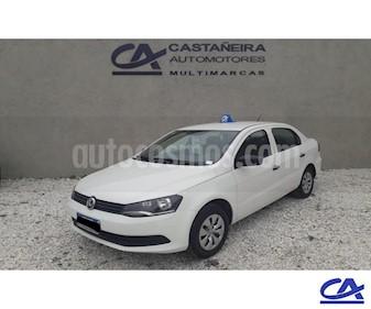 Volkswagen Voyage 1.6 Comfortline Plus Aut usado (2016) color Blanco precio $565.000