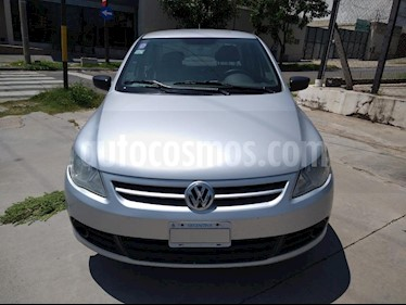 Volkswagen Voyage 1.6 Comfortline usado (2011) color Gris Claro precio $335.000