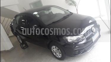 Volkswagen Voyage 1.6 Trendline usado (2017) color Negro precio $540.000