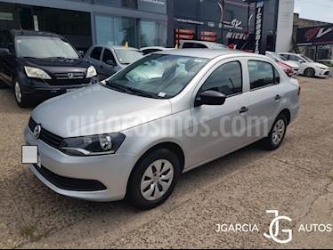 Volkswagen Voyage 1.6 Trendline usado (2016) color Gris Claro precio $470.000