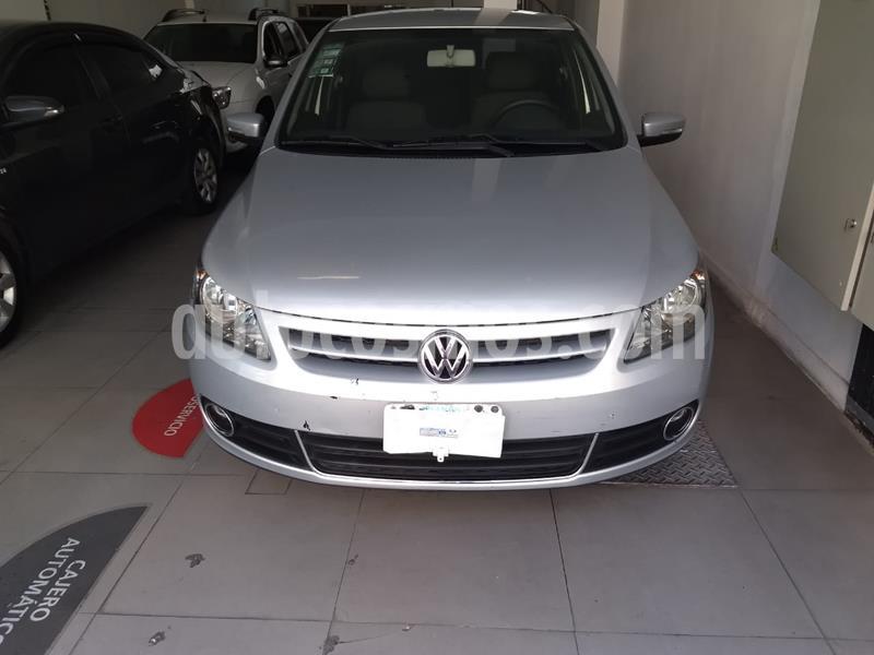Volkswagen Voyage 1.6 usado (2012) color Gris precio $550.000