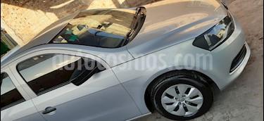 Volkswagen Voyage 1.6 Comfortline Plus usado (2013) color Plata precio $370.000