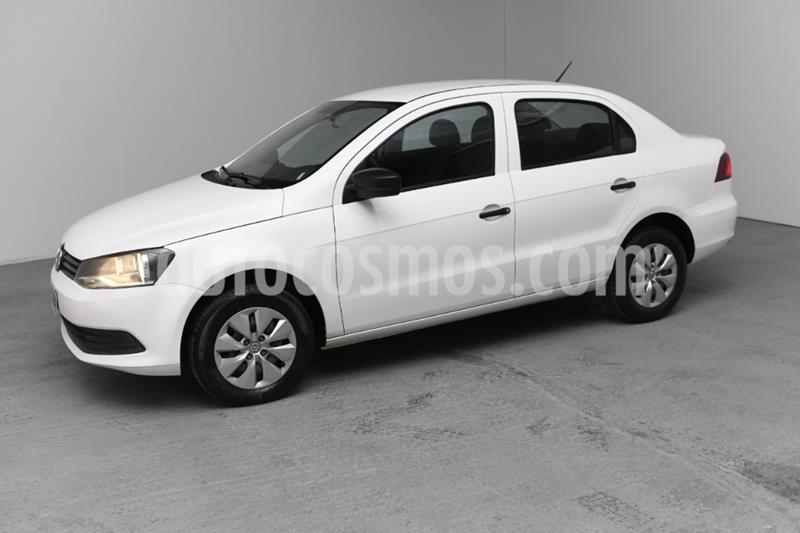 Volkswagen Voyage 1.6 Comfortline usado (2013) color Blanco precio $630.000