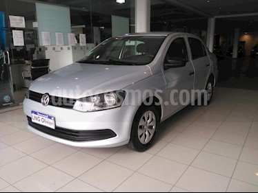 Volkswagen Voyage 1.6 Trendline usado (2014) color Plata precio $590.000