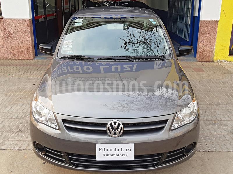 Volkswagen Voyage 1.6 Comfortline Plus usado (2011) color Gris Vulcano precio $459.000