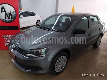 Volkswagen Voyage 1.6 Comfortline usado (2013) color Gris Oscuro precio $365.000