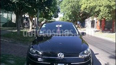 Volkswagen Voyage 1.6 Highline usado (2014) color Negro precio $470.003