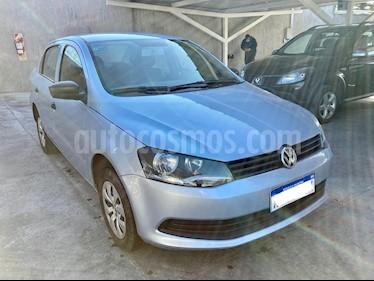 Volkswagen Voyage 1.6 Trendline usado (2016) color Gris Claro precio $590.000