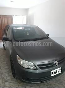 Volkswagen Voyage 1.6 Advance usado (2012) color Gris Vulcano precio $270.000