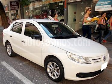 Volkswagen Voyage 1.6 Trendline usado (2015) color Blanco precio $465.000