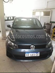 Volkswagen Voyage 1.6 Trendline usado (2017) color Azul precio $600.000