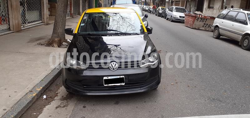 Volkswagen Voyage 1.6 Comfortline usado (2015) color Negro precio $590.000