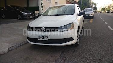 Volkswagen Voyage 1.6 Serie Seguridad usado (2015) color Blanco Cristal precio $470.000