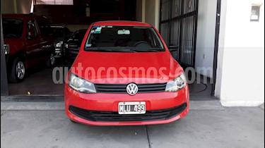 Volkswagen Voyage 1.6 Comfortline usado (2013) color Rojo Flash precio $359.000