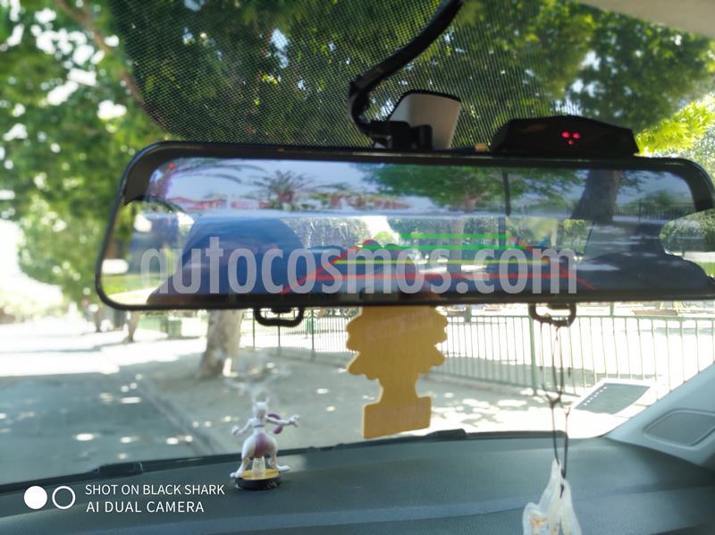 Volkswagen Voyage 1.6L Trendline  usado (2018) color Gris precio $7.500.000