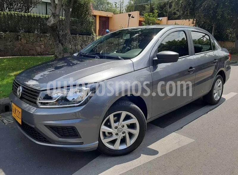Volkswagen Voyage Comfortline Aut usado (2020) color Gris precio $44.900.000