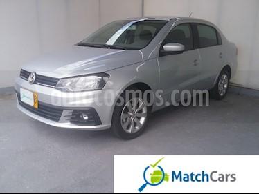 Volkswagen Voyage Comfortline  usado (2018) color Plata precio $35.990.000