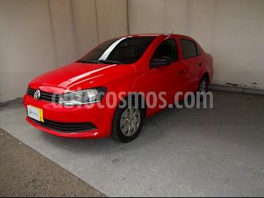 Volkswagen Voyage Comfort usado (2016) color Rojo precio $22.990.000