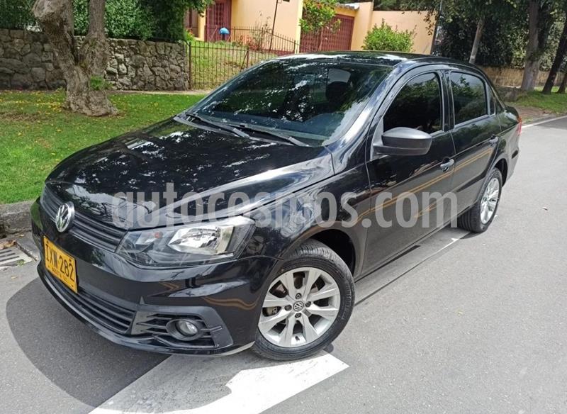 Volkswagen Voyage Comfort Full usado (2017) color Negro precio $30.900.000