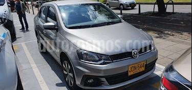 Volkswagen Voyage Highline usado (2017) color Plata Tungsteno precio $32.900.000