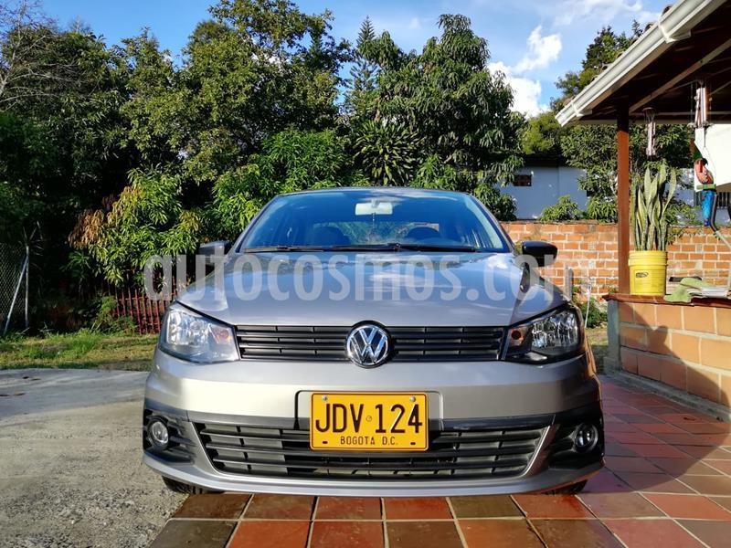 Volkswagen Voyage Comfortline usado (2017) color Gris precio $28.000.000