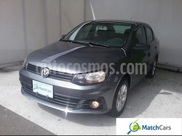 Foto venta Carro usado Volkswagen Voyage Comfortline  (2018) color Gris Platino precio $31.990.000