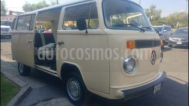 Foto venta Auto Seminuevo Volkswagen VW Van 1.8L Base con Ventanas (1984) color Beige precio $95,000