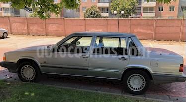 Foto venta Auto usado Volvo 740 Gle (1990) color Gris precio $1.180.000