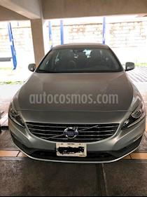 Volvo S60 2.0L T Aut usado (2016) color Gris Plata  precio $300,000