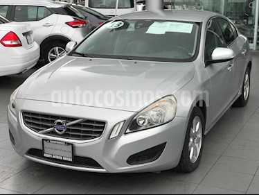 Foto venta Auto usado Volvo S60 Kinetic Aut (2013) color Plata precio $210,000