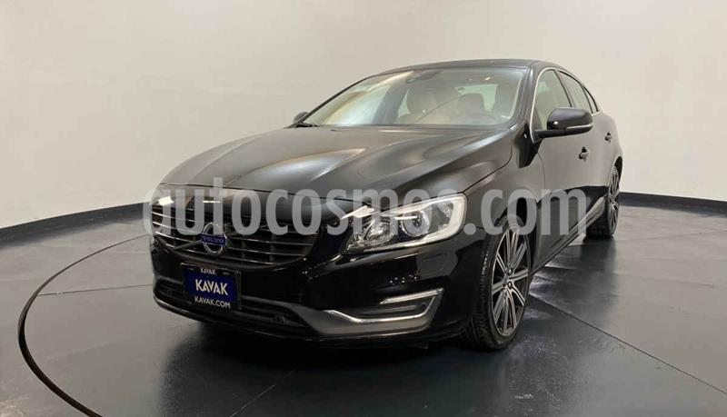 Volvo S60 T5 Momentum Aut usado (2016) color Negro precio $329,999