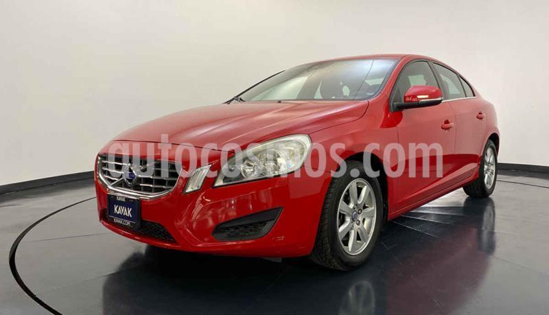 Volvo S60 Addition Aut usado (2012) color Rojo precio $157,999