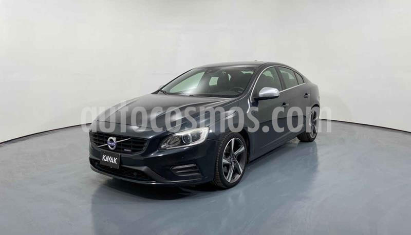 Volvo S60 T4 Addition Plus Aut usado (2014) color Gris precio $279,999