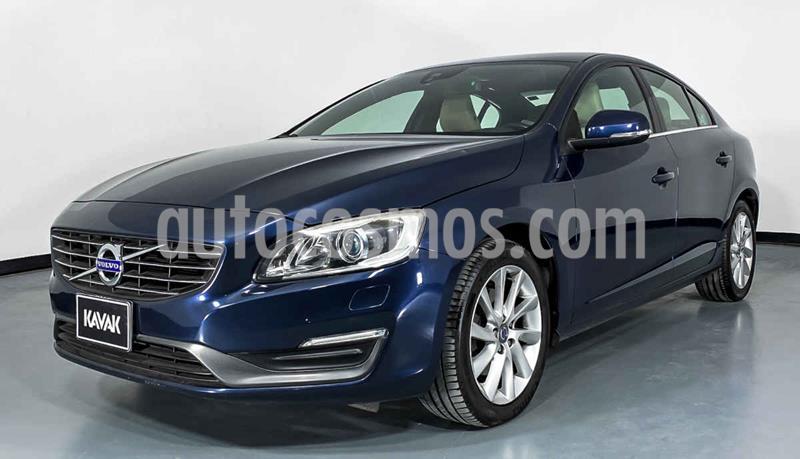 Volvo S60 T4 Addition Plus Aut usado (2014) color Azul precio $237,999