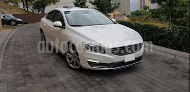 Volvo S60 T5 Momentum Aut usado (2015) color Blanco precio $268,000