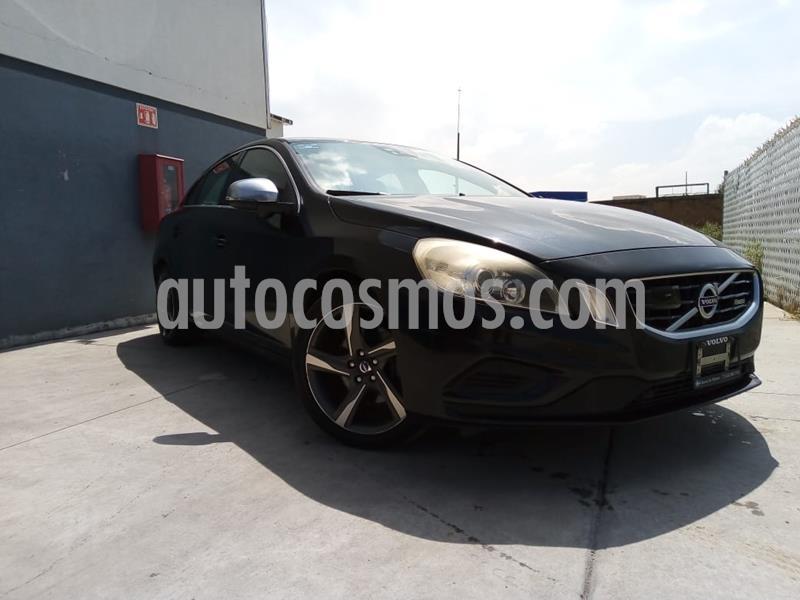 Volvo S60 T6 R Design AWD Aut usado (2013) color Negro Zafiro precio $280,000