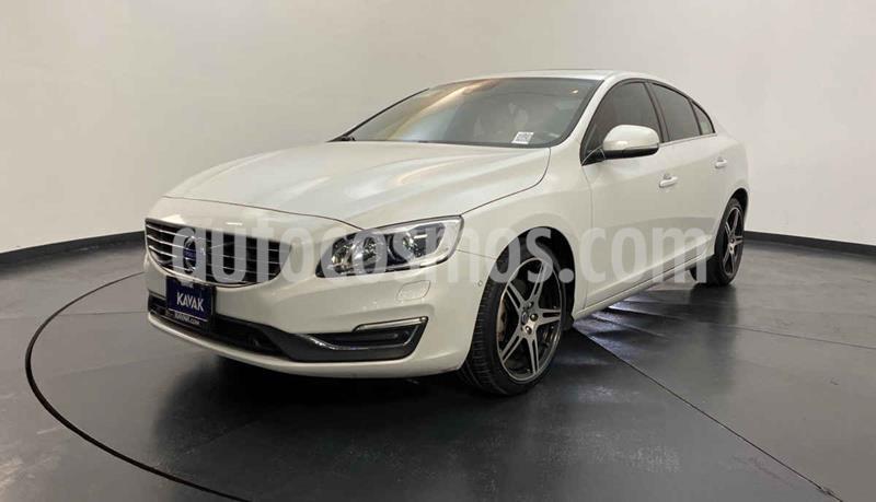 Volvo S60 T4 Sport Aut usado (2017) color Blanco precio $332,999
