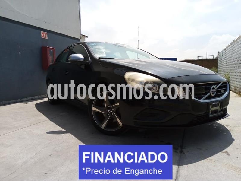 Volvo S60 T6 R Design AWD Aut usado (2013) color Negro Zafiro precio $164,090