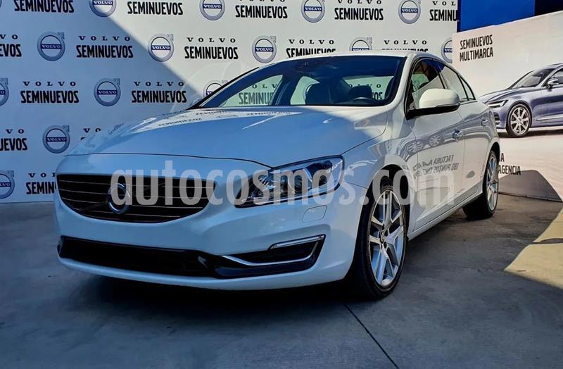 Volvo S60 T5 Dynamic Aut usado (2017) color Blanco precio $399,900