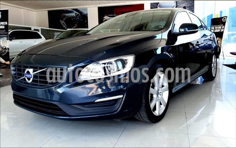 Volvo S60 T4 Addition Aut usado (2018) color Negro precio $415,000