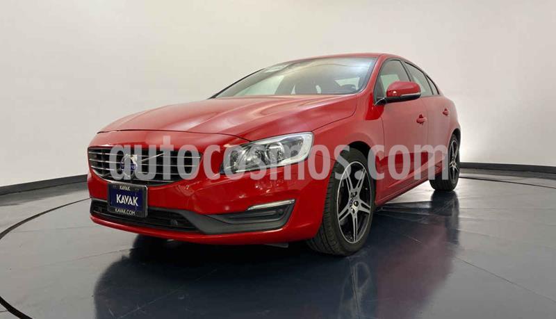 Volvo S60 T4 Sport Aut usado (2016) color Rojo precio $284,999