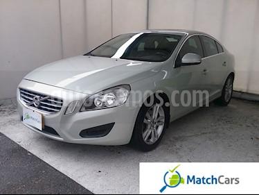 Foto venta Carro usado Volvo S60 T5 (2012) color Blanco precio $52.490.000