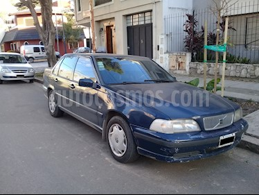 Foto venta Auto usado Volvo S70 2.5T (1998) color Azul precio $140.000