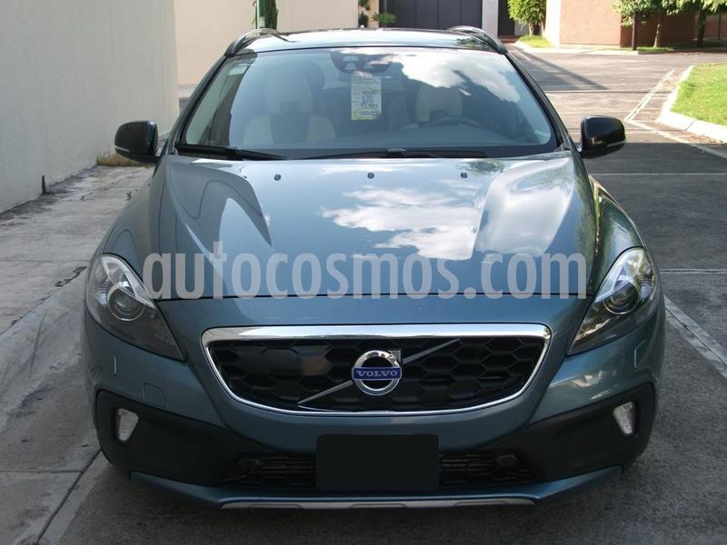Volvo V40 Cross Country Inspiration AWD Aut T5 usado (2013) color Azul precio $160,000