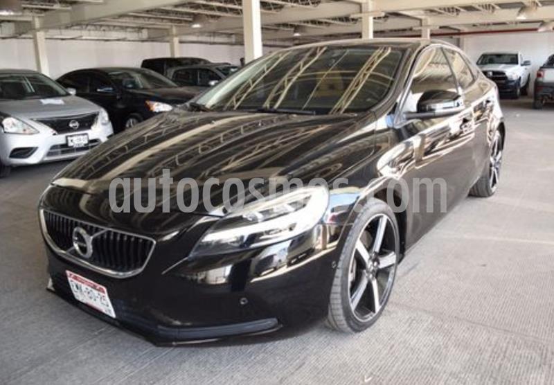 Volvo V40 Sport Aut T4 usado (2017) color Negro precio $310,000