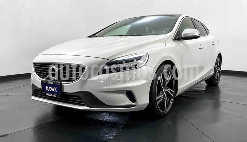 Volvo V40 R - Design Aut T5 usado (2017) color Blanco precio $337,999