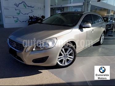 Foto venta Auto usado Volvo V60 Kinetic (2013) color Bronce precio $210,000