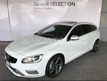 Foto venta Auto usado Volvo V60 R Design Aut T4 (2016) color Blanco precio $280,000