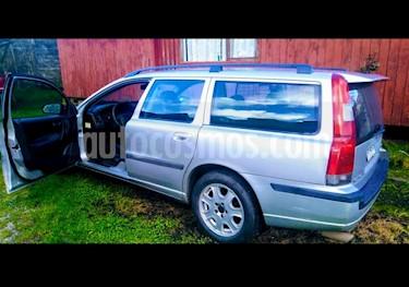 Volvo V70 2.4 T Turbo Aut 5P usado (2004) color Gris precio $1.234