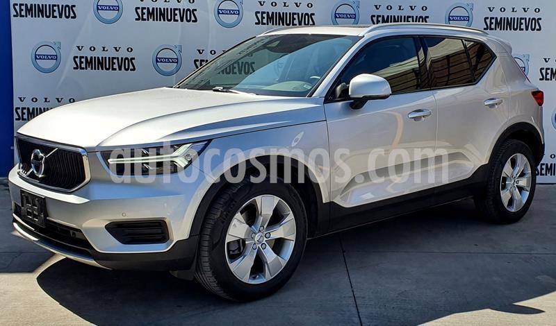 Volvo XC40 T4 Momentum usado (2019) color Plata Dorado precio $540,000